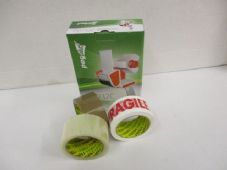 PACKAGING TAPES & DISPENSER - vat inclusive prices